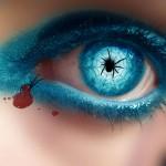 גודל אישונים וצבע עיניים